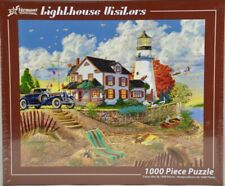 Vermont Christmas Company Lighthouse Visitors 1000 Pieces #1000 NEW