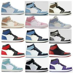 Men's high-top j basketball shoes cushioned outdoor sports shoes