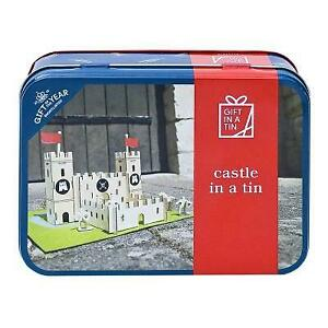 Apples To Pears - Build - Gift In A Tin - Castle In A Tin Construction Kit