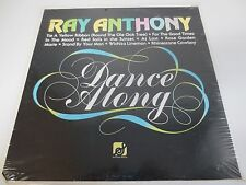 """RAY ANTHONY ~ """"DANCE ALONG""""~Factory Sealed Vinyl LP Record"""