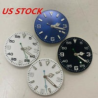 For Miyota 8215 Mingzhu 2813 Mechanical Watch Movement Luminous Watch Hands Dial