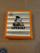 1983 TC-58 RARE NINTENDO GAME AND WATCH Life Boat AS IS
