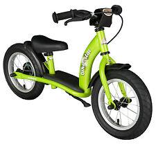 BIKESTAR® Sicherheit-Kinderlaufrad ab 3 Jahre ★ 12er Classic ★ Brilliant Grün