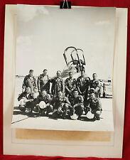 Vietnam War Era Photograph USAF T-38 Talon Trainer Randolph AFB San Antonio TX