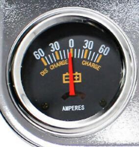 """2"""" Amp Gauge Ampere"""