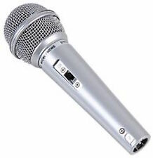 Dynamic Vocal Microphone for Recording Karaoke PA DJ Music Inc 3m Lead XLRF Jack