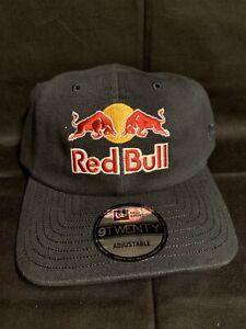 Red Bull Corduroy 9twenty New Era Strapback Hat
