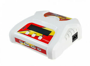 Turnigy P403 LiPo/LiFe AC/DC Battery Charger, Dual 2S charging, 3S/4S charging