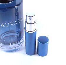 Christian Dior Sauvage Eau de Toilette 6ml EDT Men Travel Atomizer Spray 0.20oz