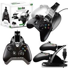 Microsoft Xbox On Controller Dual Charging Dock USB by Twitfish