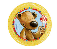 Kid's Birthday Party Plate Plate Spiegelburg You Love Seven 13254
