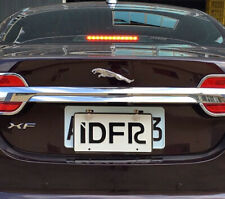 IDFR JAGUAR 2012~15 XF X250 Chrome cover for trunk door handle