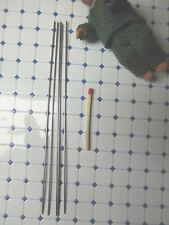5er NADELSPIEL 1mm,Rumpelstilzchens STRICKNADELN,ideal für Puppen-Kleidung