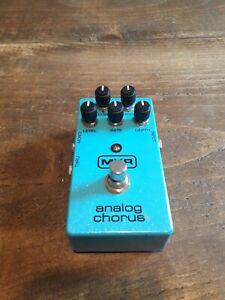 MXR analog chorus pedal - used - good condition