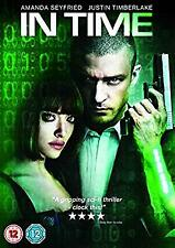 In Time [DVD], , Used; Very Good DVD