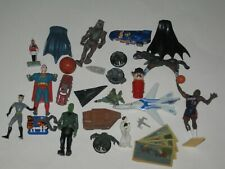 Miscellaneous Small Action Figures and Toys Lot (Junk Drawer)