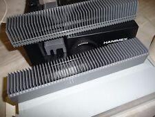 PROIETTORE per diapositive SLIDE CASSETTA VASSOI X 2 + scatola richiede 100 diapositive per HANIMEX