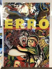 Erro / Signed Poster Limited Edition 1997