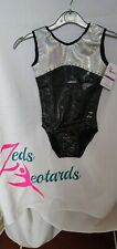 Girls Gymnastics Leotard Size 28 Brand New With Tags By Zed's Leotards