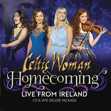 Celtic Woman-Homecoming-Live From Ireland CD/DVD (DLX) Now Available
