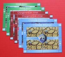 CLEARANCE: U.N. - 2008 Climate Change sheet set