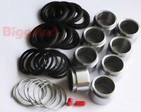 for TOYOTA LANDCRUISER & 4 RUNNER Front Brake Caliper Repair Kit + Pistons RKP94