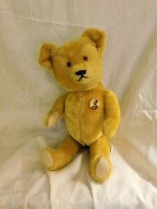 "15""ANTIQUE (1915-20s) IDEAL TEDDY BEAR EXCELLENT ORIGINAL CONDITION"