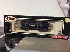 HO Atlas Trainman Canadian Pacific 2 bay coal hoppers