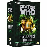 Doctor Who: E-Space Trilogy Region 4 New DVD (3 Discs)