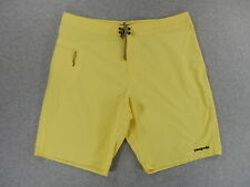 Patagonia WaveFarer Nylon/Spandex Board Shorts (Mens 38) Surf Swim SUP
