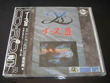 NEW Ys III NEC PC Engine CD-Rom Japan