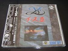 NEW Ys III NEC PC Engine CD-Rom Japan