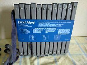 FIRST ALERT FIRE ESCAPE LADDER Portable 2 Storey Length 4.3 metres EL52W-2