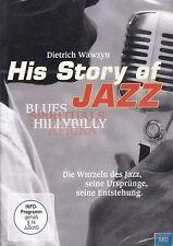 STORY of JAZZ + DVD + Die Wurzeln + Ursprünge + Entstehung + 130 Min. Aufnahmen