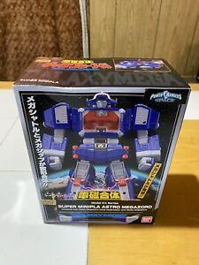 Power Rangers in Space Super Mini-Pla Astro Megazord! Sealed! Unused!