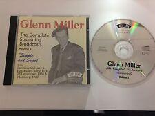 Glenn Miller - Complete Sustaining Broadcasts, Vol. 2 (Simple & Sweet/Live CD