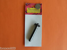 "MINI RATCHET HANDLE 1/4"" SQUARE DR. & 1/4"" HEX BIT DRIVE x 100mm Lg   T&E DALLAS"