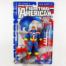 FIGHTING AMERICAN ACTION FIGURE John Flagg Golden Age Awesome CAPTAIN MODEL K161