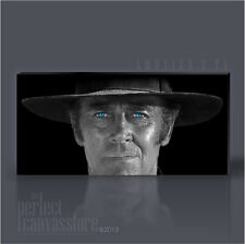 ONCE UPON A TIME IN THE WEST GIANT ICONIC CANVAS ART PRINT by Art Williams #01