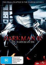 Darkman III - Die Darkman Die NEW R4 DVD