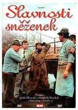 Slavnosti SNEZENEK 1983 Czech Comedy Jiri Menzel DVD PAL English Subtitles