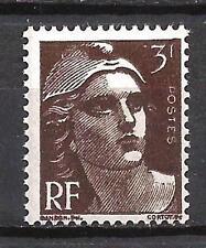 France 1945 Yvert n° 715 neuf ** 1er choix