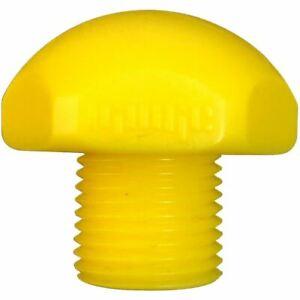Atom Skates - Bionic Toe Plugs ( Yellow ) - Jam Plugs