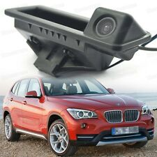 Car Trunk Handle + Rearview Camera Reverse Parking forBMW X1 2010-2015 12 13 14