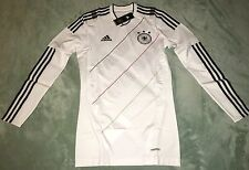 VERY RARE BNWT ADIDAS TECHFIT HOME 2012-14 GERMANY ALLEMAGNE DFB SIZE 6 MEDIUM