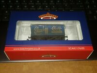OO Bachmann 33-179B 10 Ton Salt Wagon Shaka Salt (weathered) boxed rollingstock