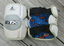 Used Stx Agent Lacrosse Arm Elbow Pads ~ Size Sr Xl ~ Lax