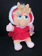 "McDonald's Presents Jim Henson's Baby Miss Piggy 1988 The Muppets ~11"""