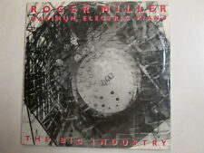 ROGER MILLER MAXIMUM ELECTRIC PIANO THE BIG INDUSTRY S/S STILL SEALED 1987 LP