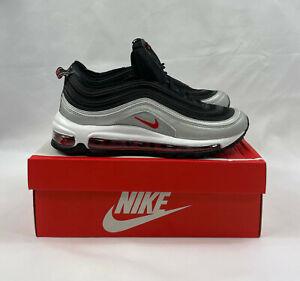 sneakers NIKE AIR MAX 97 silver black uomo spedizione con CORRIERE 24/48 H